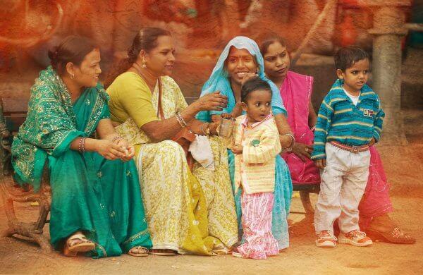 sentido de pertenencia en la india