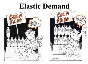 Precio Elasticidad de la demanda