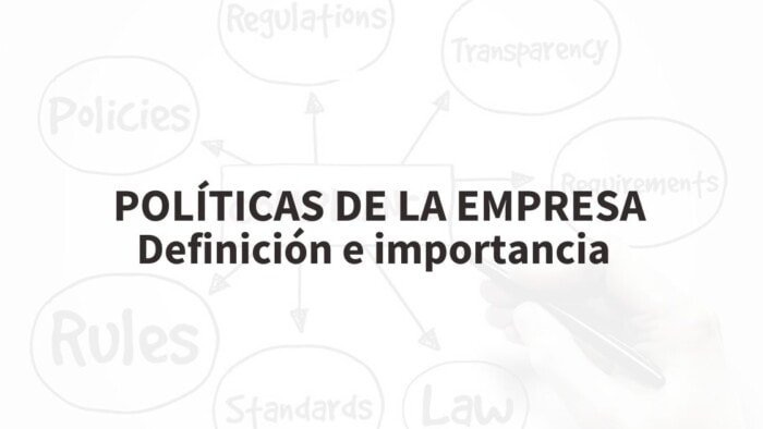 política en la empresa