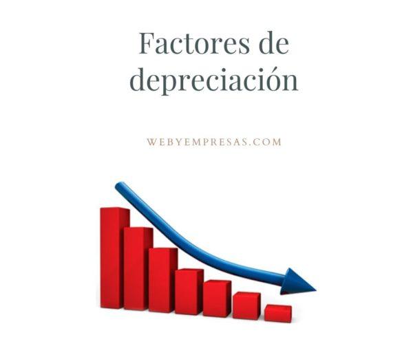 devaluación, depreciación