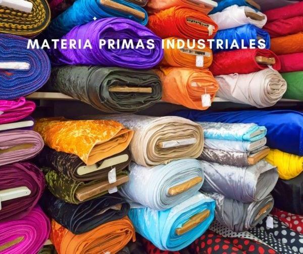Materias Primas Industriales