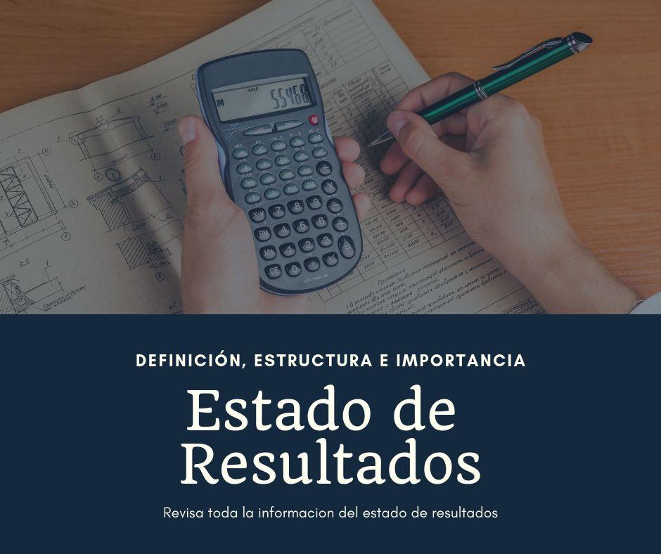 Estado De Resultados Objetivos Estructura E Importancia