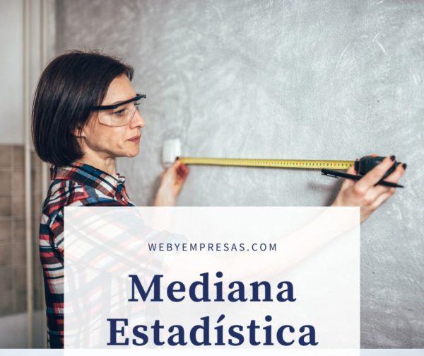 Qué es la Mediana