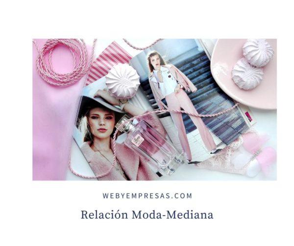Mediana Estadística en el uso de la moda
