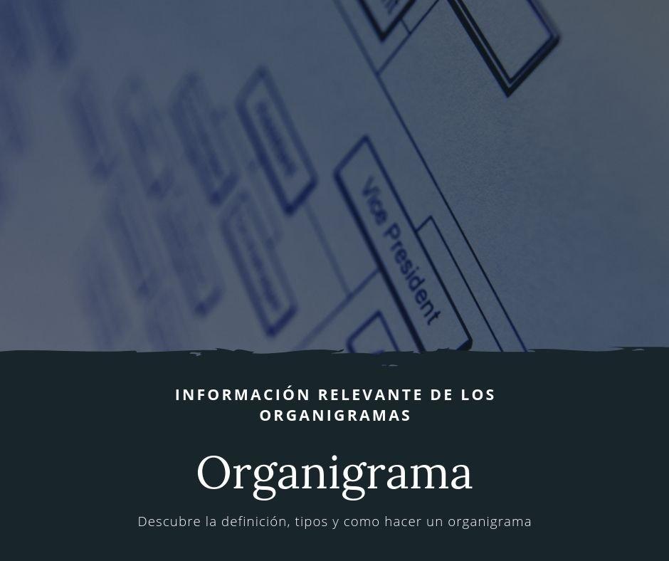 Organigrama Definición Estructura Y Como Se Hace Web Y