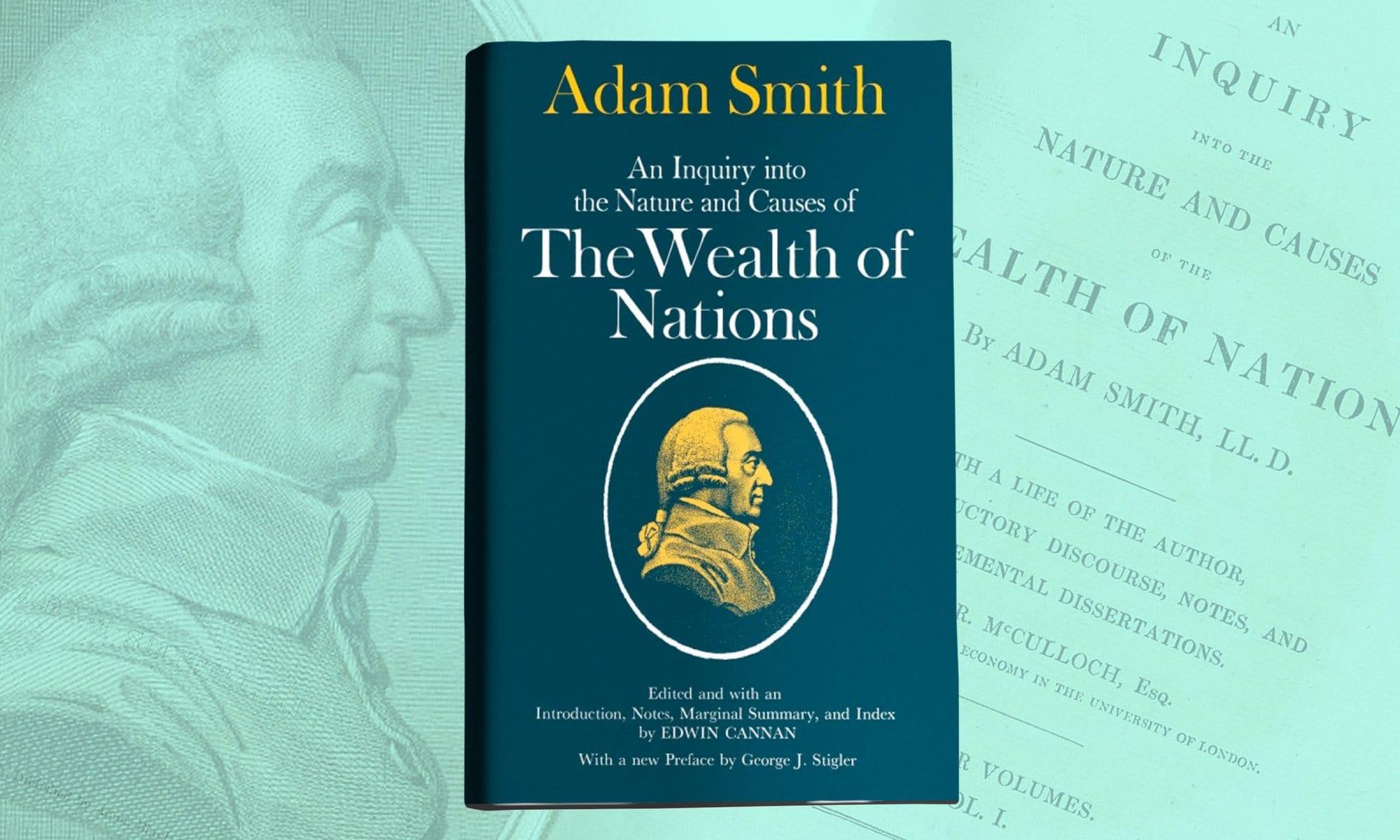 De qué trata La Riqueza de las Naciones