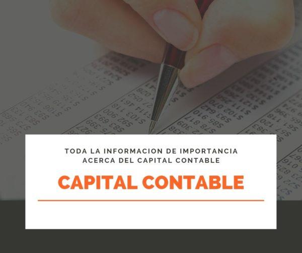 Capital Contable (definición, elementos e importancia)