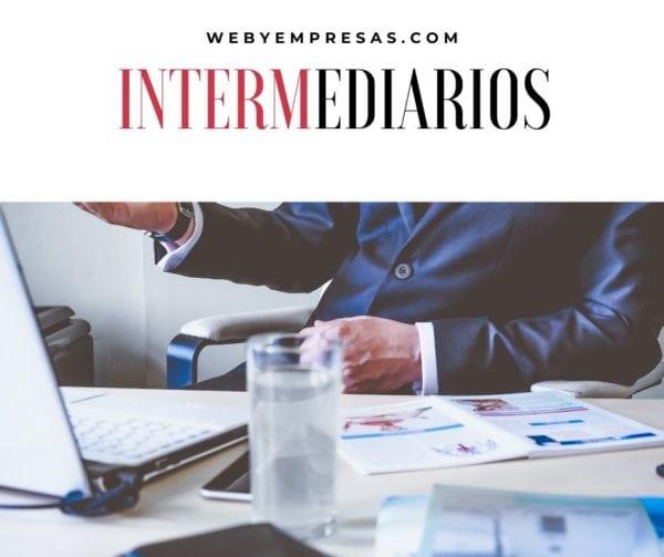Qué es intermediarios