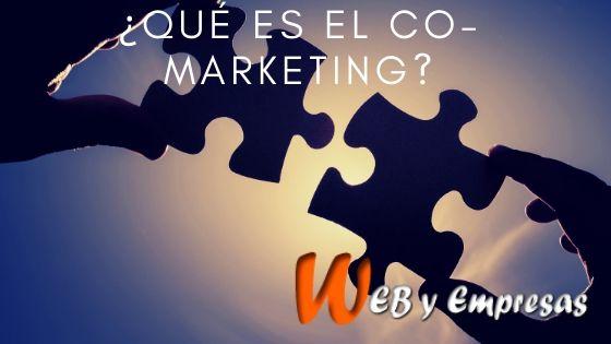 Qué significa Co-Marketing