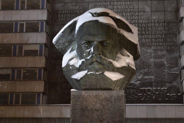 Marx estructura económica