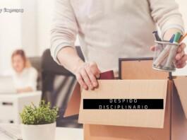 Qué es un despido disciplinario