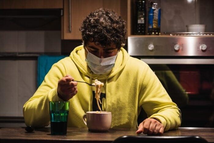 Coronavirus Restaurantes