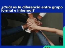 grupo formal informal