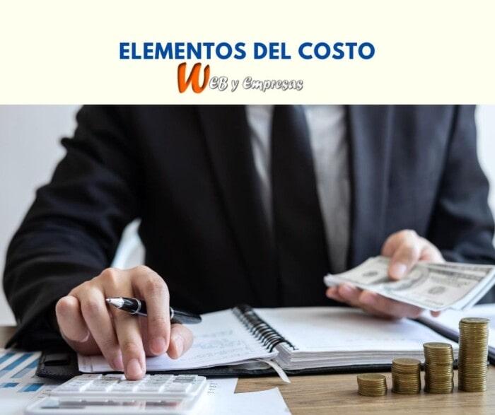 Qué es elemento del costo