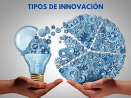 Cuáles son los tipos de innovación