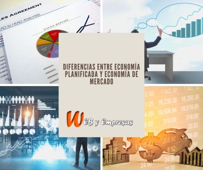 economía planificada y economía de mercado