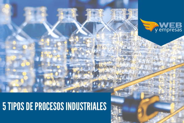 Tipos de Procesos industriales