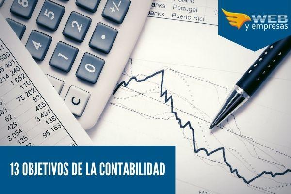 Principales objetivos de la contabilidad
