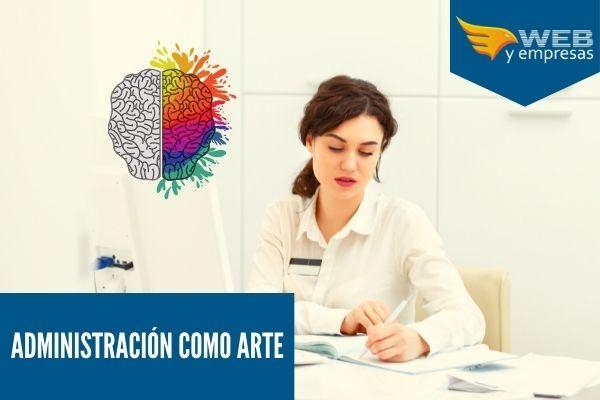 La Administración como Arte