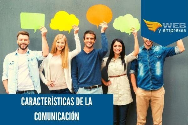 16 Características de la Comunicación