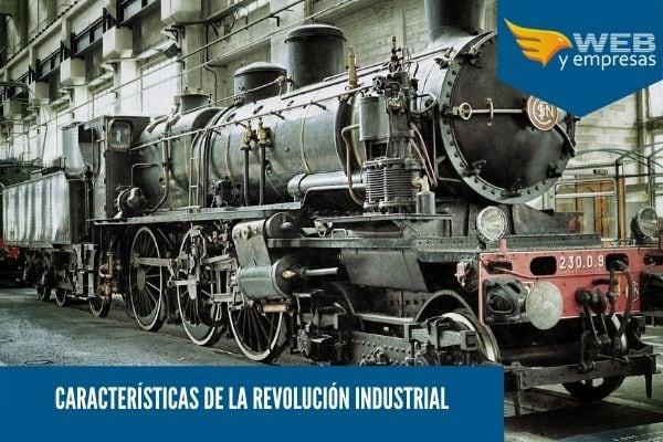 que es la revolucion industrial