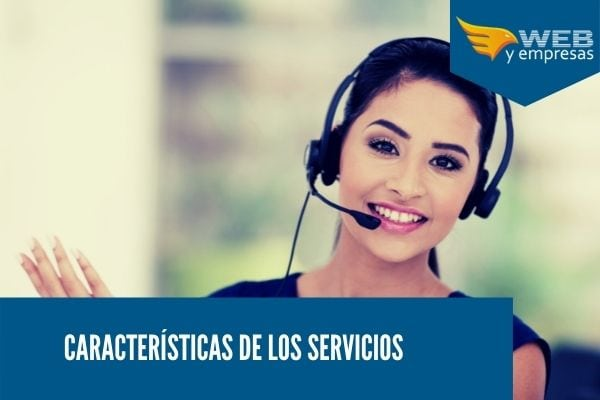 concepto de servicios
