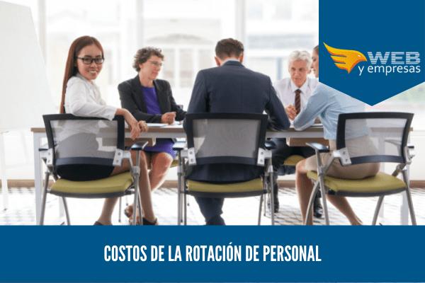 costos de la rotación de personal