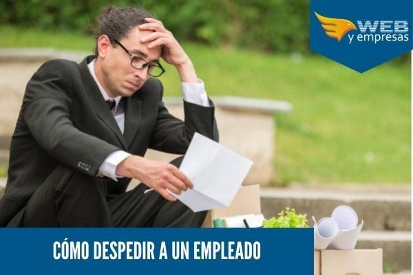 Despido de un empleado